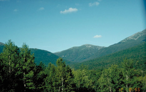 Mt. Washington, New Hampshire: Class I Image
